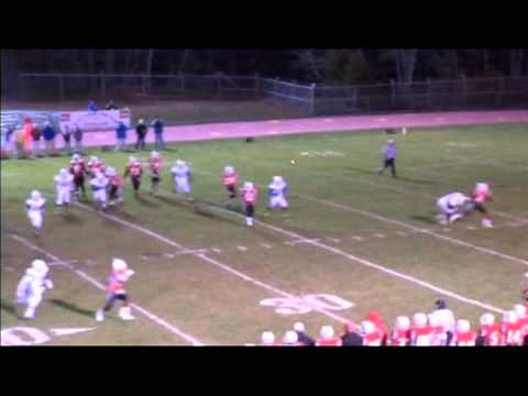 R.J. Sarajian Highlight Film 2013 Pocono Mountain East High School
