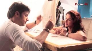 Gorky M directs Shaleen Malhotra and Sameeksha Singh for Arjun