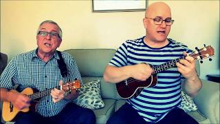 The Vipers' 'Don't You Rock Me Daddy-O' - Skiffle Ukulele - Jez Quayle & Tony Rushworth