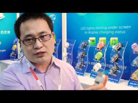 LCD universal chargers at China Sourcing Fair: Electronics & Components