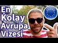 Avrupaya Kolay Vize Nasıl Alınır ? thumbnail