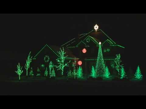 Carol of the Bells 2007  Holdman Christmas Lights