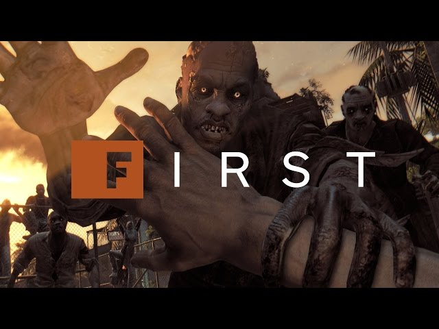 Dying Light: Zombie Killing Montage