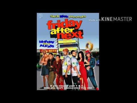 Friday After Next soundtrack