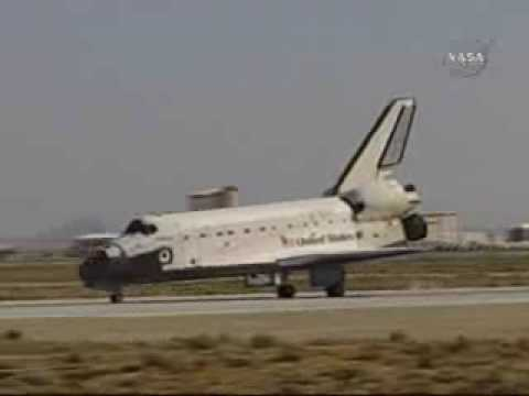 STS-125 Atlantis Landing :24 May,2009