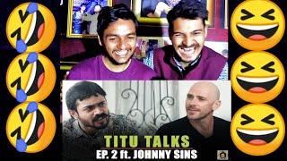 Reaction BB Ki Vines   TituTalks ft Johnny Sins   Yaha Sab milega 2019   Bhuvam Bam Letest Video