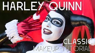 Harley Quinn Makeup Tutorial | 100% Bodypaint & Makeup
