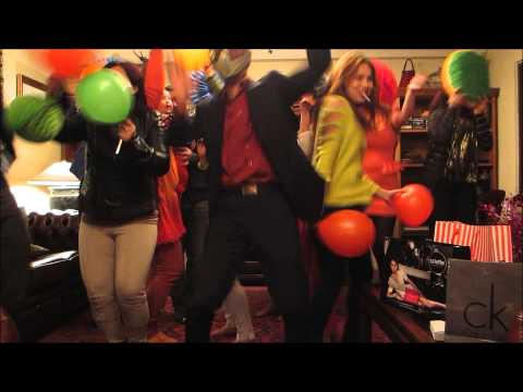 Harlem Shake, Filipina Friends Birthday Party, Pinoy Filipino