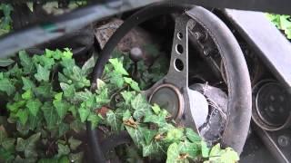 Abandoned Ford Cortina