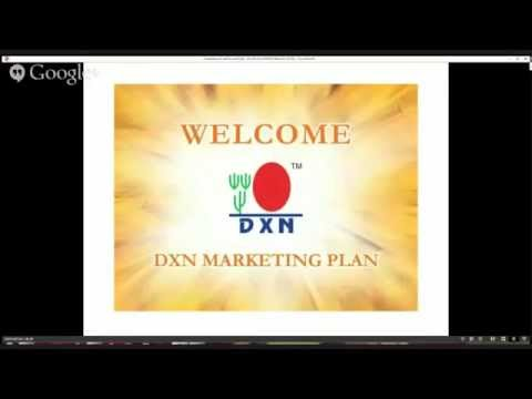 ======== El nuevo Plan de marketing DXN - Plan IOC ========