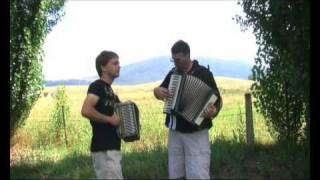 When You And I Were Young, Maggie (Henry Burr) - Accordion Duet