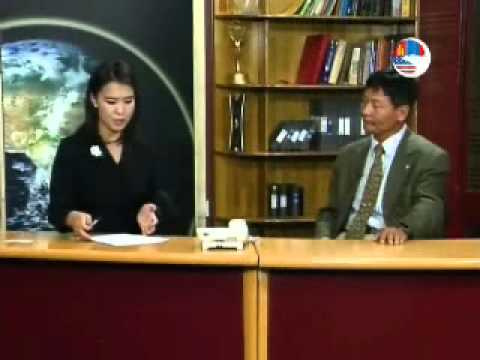 Prince NUCLEAR WEAPON FREE STATUS OF MONGOLIA eagle tv 2011 08 22 PART 1