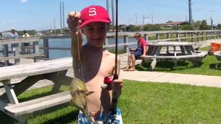 East Coast Sports Kids Fishing Tournament