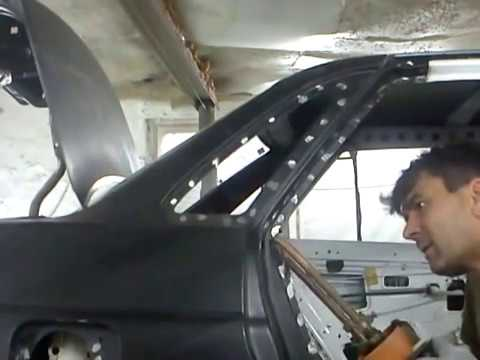 Кузовной ремонт ВАЗ- 2170