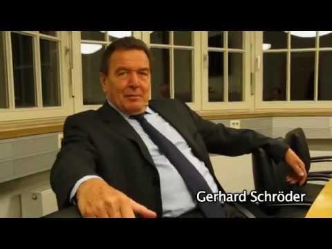 Gerhard Schröder: Warum Jura?