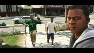 GTA V Trailers de Michael, Franklin y Trevor