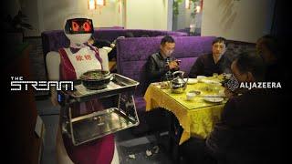 The Stream - Robots: the next job threat?