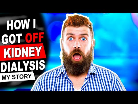 How I Got Off Kidney Dialysis And Cured My Kidney Disease video