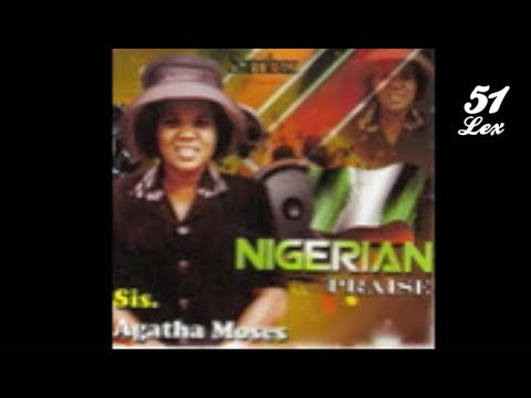 Sis Agatha Moses - Oh Lord (Official Audio)