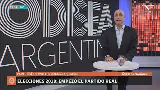 Carlos Pagni: Elecciones 2019, empezó el partido real - Editorial - Odisea Argentina