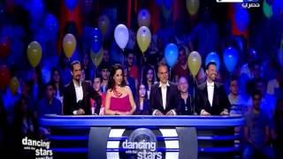 DWTS - Season 3 - Episode 11 -نوال الزغبى تشعل مسرح رقص النجوم فى أخر حلقات البرنامج