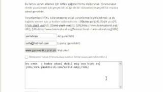 Turkish Xss Web Site Hack Cross Site Script ( Samet Aşar )