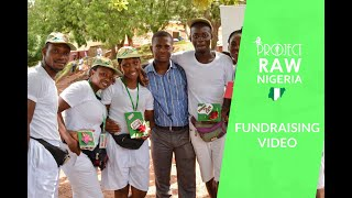 Help and Save the Livelihoods of 10,000 Nigerian Youths #ProjectRawNigeria