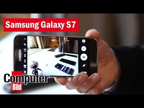 Samsung Galaxy S7: Der Erste Praxis-Check