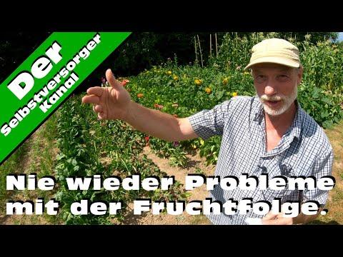 Nie Mehr Probleme Mit Der Fruchtfolge Im Garten