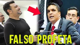 CABO DACIOLO VOLTA A FALAR DE MALAFAIA E MARCO FELICIANO FALSOS PROFETAS