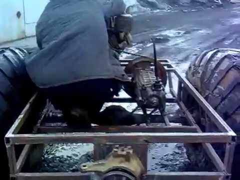 По бездорожью севера роcсии на вездеходе витязь дт 30 подборка the russian motor off road knight