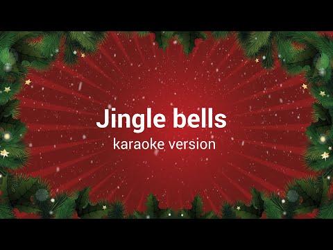 Jingle Bells karaoke with lyrics - HQ Audio, Full HD