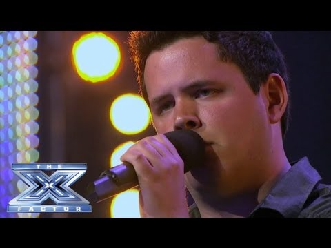 Tim Olstad's Once In a Thousand Years Chance - The X Factor Usa 2013 video