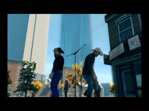 The Unknown Stuntman (Lee Majors Cover) with Saints Row III footage