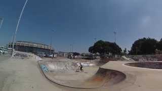 Ilan Beylin - Galit skatepark