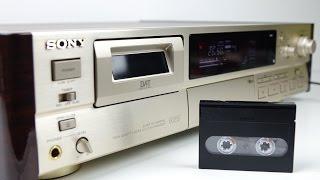 Digital Audio Tape: The one DAT got away
