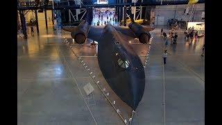 Tour of the SR-71