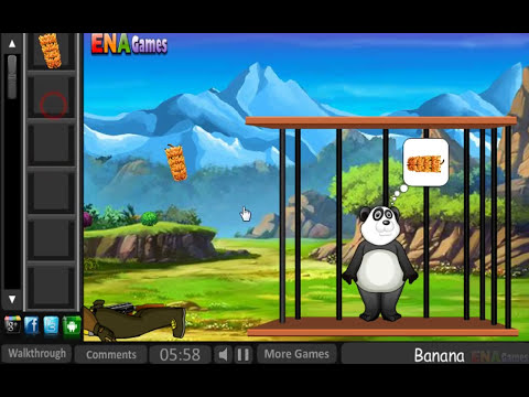 Escape Panda From The Thief Walkthrough