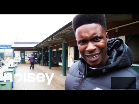 UK Grime & Inner City Farming - VOTE TEMPA T #02 - Urban Farming