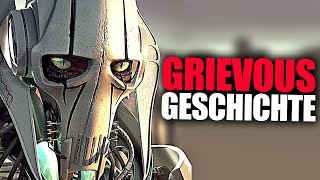 STAR WARS: Wie wurde General Grievous ein Cyborg?