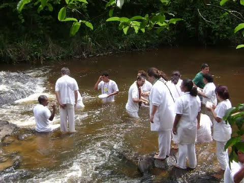 COM. DE UMBANDA S.SEBASTIÃO 2009 Batizado e Oxum 2009