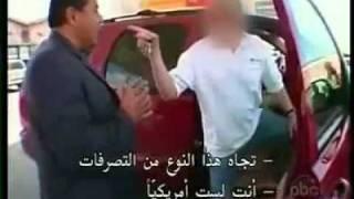 كاميرا خفية ردود فعل الأمريكيين حين تهان مسلمة محجبه