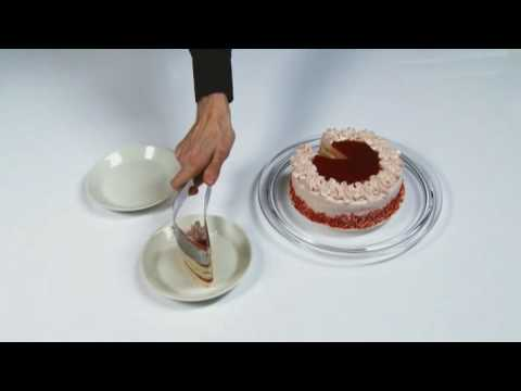 New Magisso cake server video