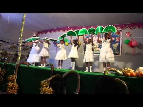 Christmas Dance By Sunday School Children video