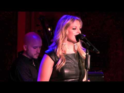 "Elizabeth Stanley - ""Hit Me With a Hot Note"" at 54 Below"