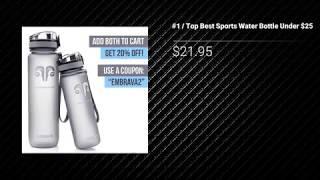 Top Best Sports Water Bottle