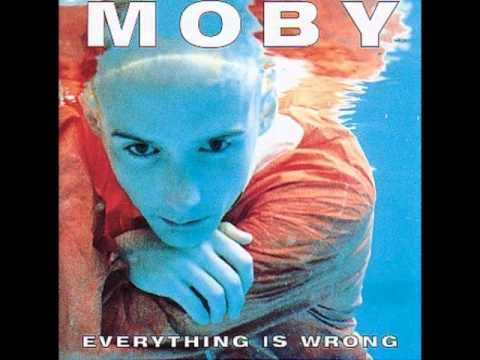 Moby - Into The Blue