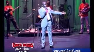 Julius Agwu - Crack Ya Ribs [Live in London @ Hackney Empire]