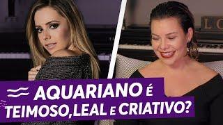 Não aperta que espana! | Aquário | Sandy | Fernanda Souza| Humor Multishow