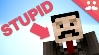 20 Stupid Mistakes I ALWAYS MAKE in Minecraft!